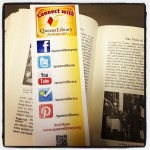 This is a bookmark I worked with designers to create to be distributed at the 62 libraries in the Queens Library system.