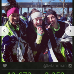 This interactive social widget shows the real-time count of the number of tweets and Instagrams about the 2014 NYC Half Marathon, displaying the photos in a slide-show format. I came up with the concept and oversaw the design, development, and curation of content.