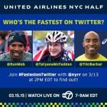 fastest on twitter